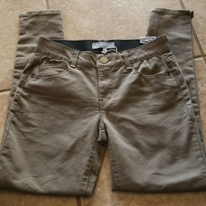 Wit & wisdom Brown ankle skimmer ab solution size8